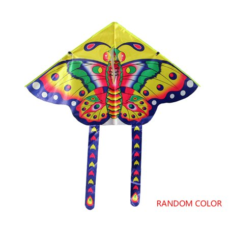 90x90CM Outdoor Sports Animal Flying Kite Children Kids Game Toy Colorful Cartoon Flying Kite Random Pattern - image 1 de 9