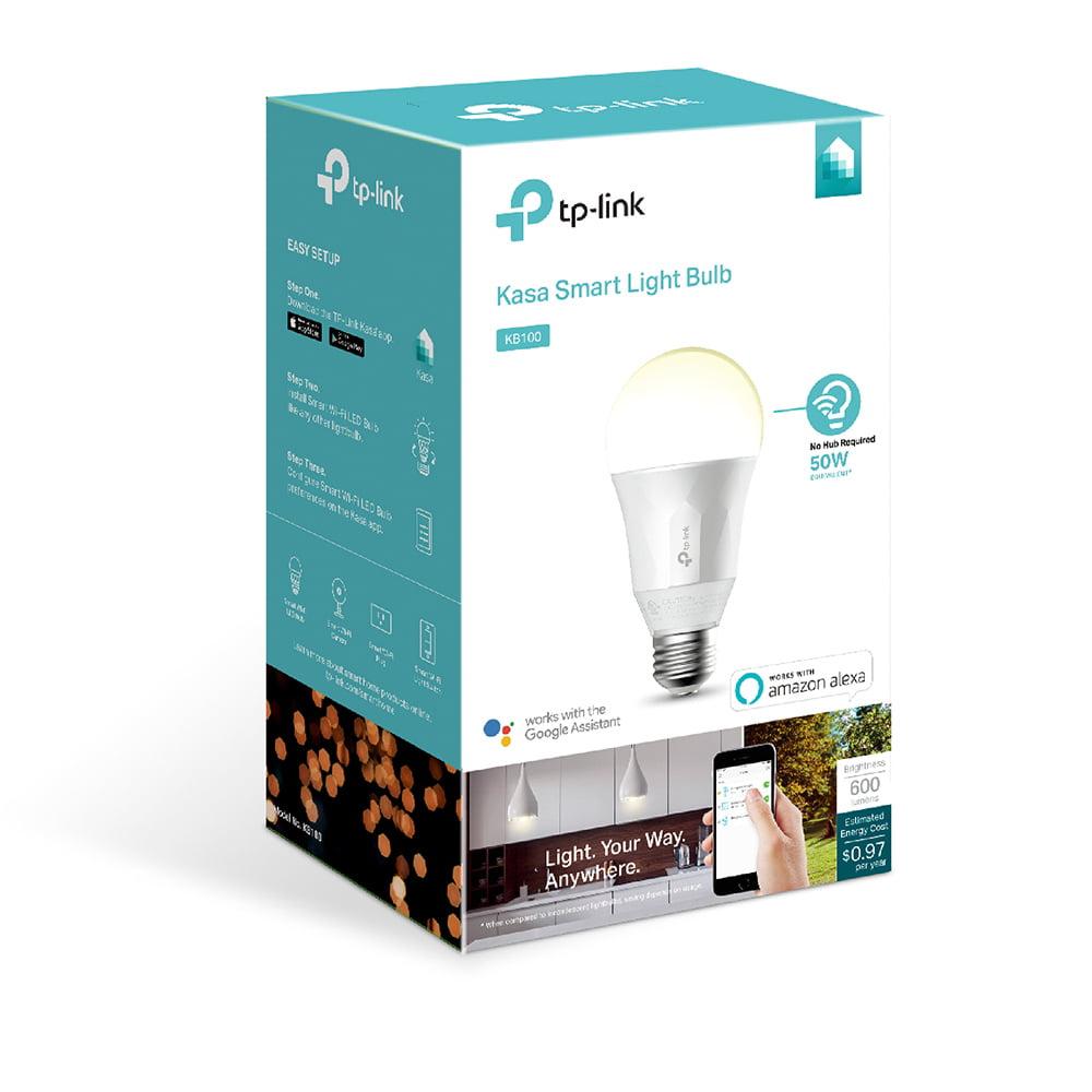 8a7ad5dad TP-Link KB100 A19 Smart Light Bulb