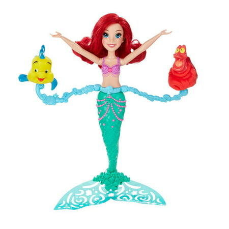 c5173aa2f310b Disney Princess Spin and Swim Ariel - Walmart.com