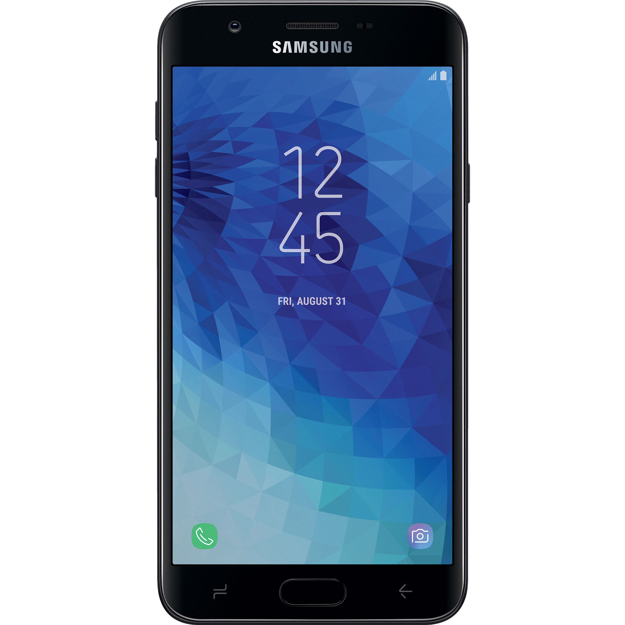 Tracfone SAMSUNG Galaxy J7 Crown, 16GB Black - Prepaid Smartphone