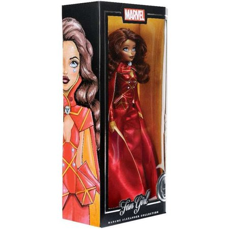 Marvel Madame Alexander Collection Iron Man Doll (Iron Dolls)