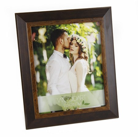 WOODEN PICTURE FRAME RADICA DARK 6X8