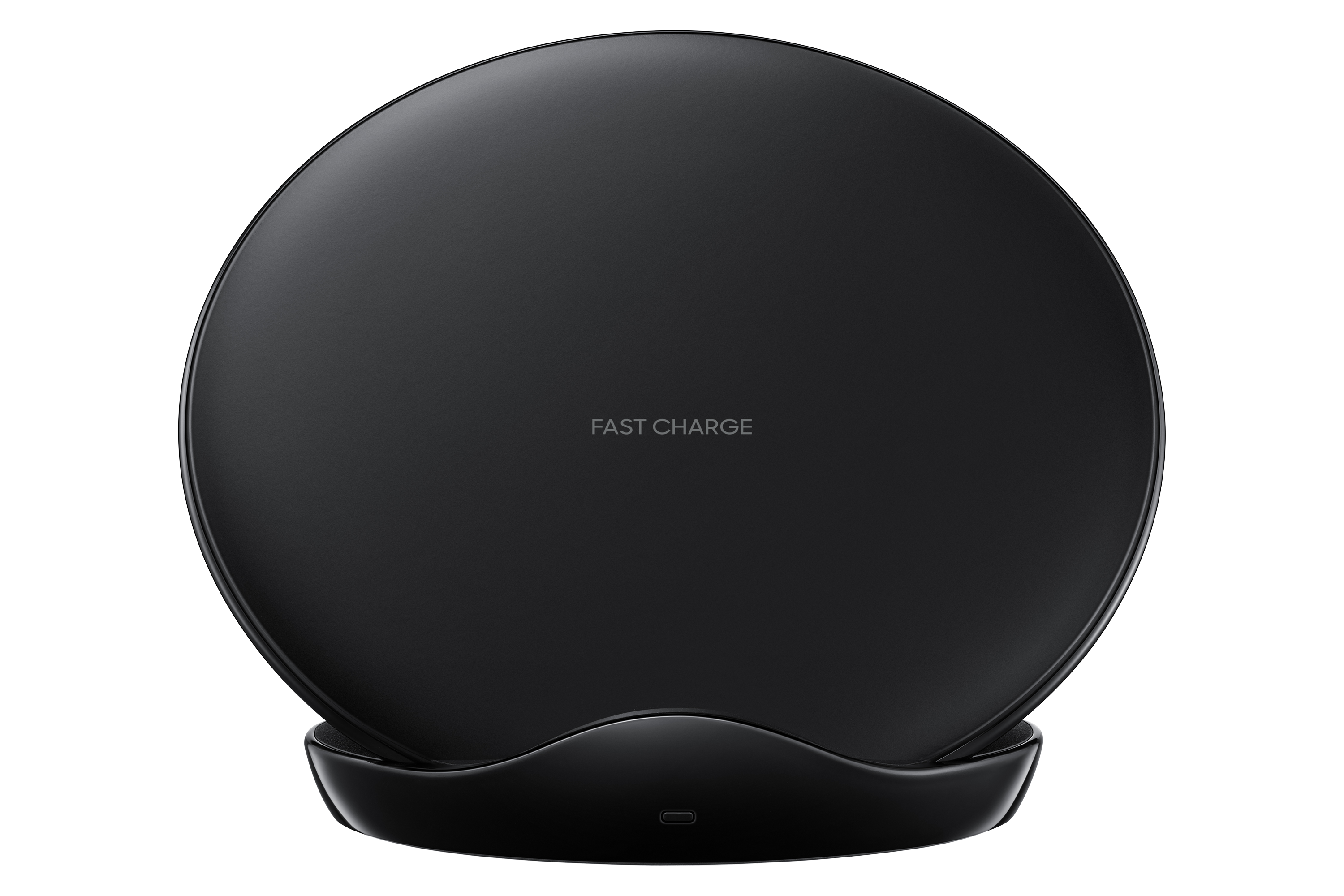 Accesorio Para El Celular Samsung Fast Charge Wireless Charging Stand - Black + Samsung en VeoyCompro.net