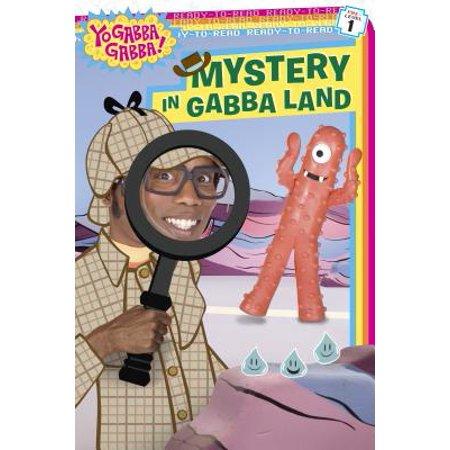 Mystery in Gabba Land - eBook