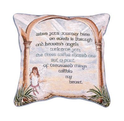 Simply Home The Journey Pillow (PTP588)