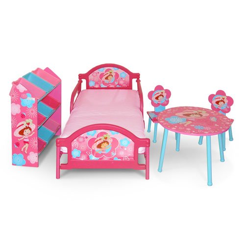 Strawberry Shortcake Toddler Bed