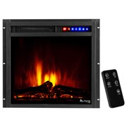 "e-Flame USA Montana 20"" x 18"" Insert LED Electric Fireplace"
