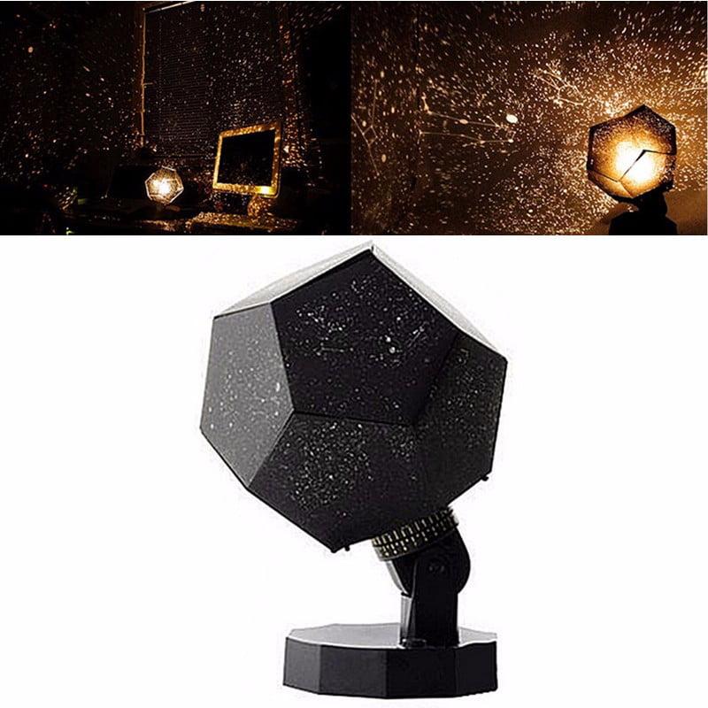 Grtxinshu DIY Astro Star Sky Laser Projector Cosmos Night Light Constellation Lamp Valentine's Day Gift Bedroom Decor