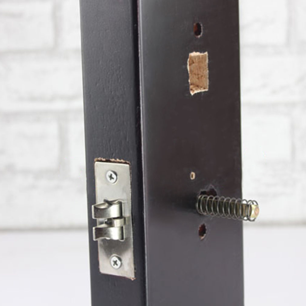 Zinc Alloy Mechanical Locks Keyless Password Door Lock For Rental Apartment