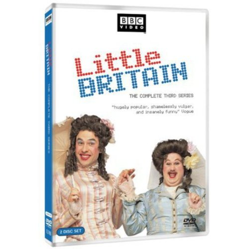 Little Britain: The Complete Third Season (Widescreen) by BBC HOME VIDEO