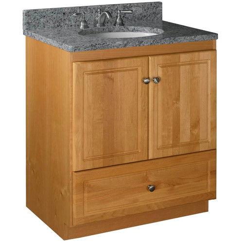 Strasser Woodenworks Simplicity 30'' Bathroom Vanity Base
