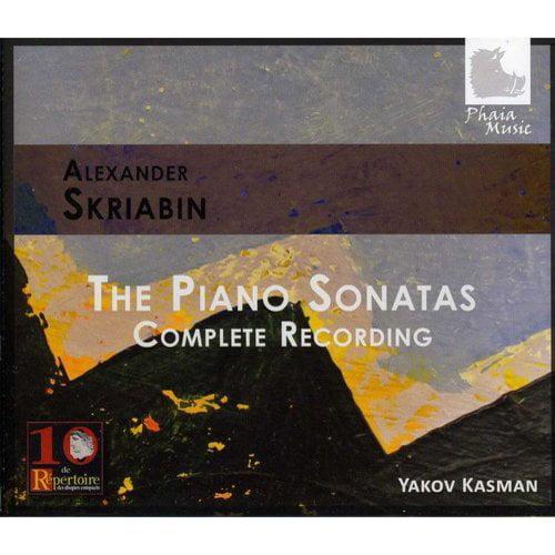Piano Sonatas (Complete Recording)