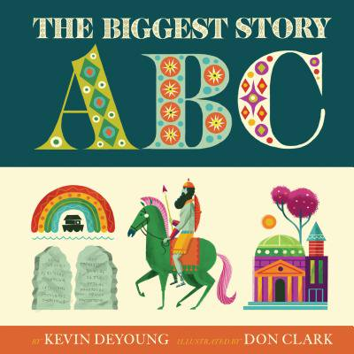Biggest Story ABC (Board Book) - Halloween Flannel Board Stories