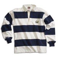 University of California Berkeley Cal Rugby Shirt-White/Navy