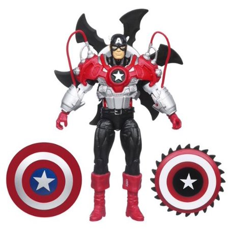 Marvel Captain America With Spinning Shield - image 1 de 1