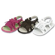 Baby Toddler Girls Shoes Faux Suede Fringe Spring Sandals 0-5