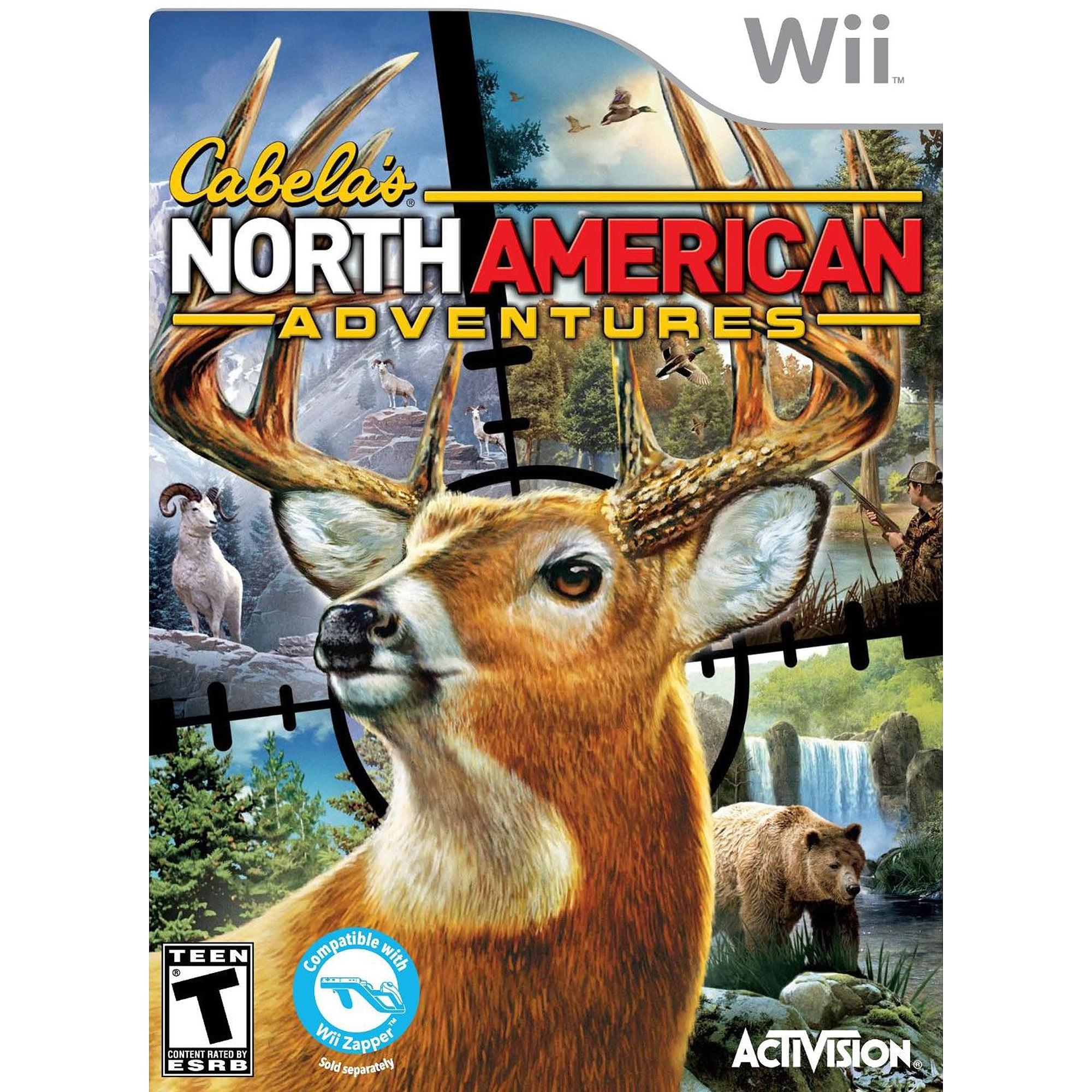 Cabela's North American Adventures 2011 (Wii)