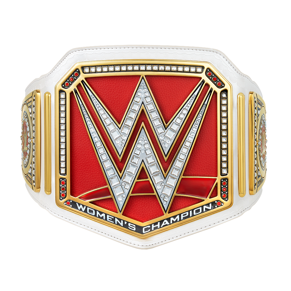 Official Wwe Authentic  Raw Women's Championship Replica Title Belt (2016)