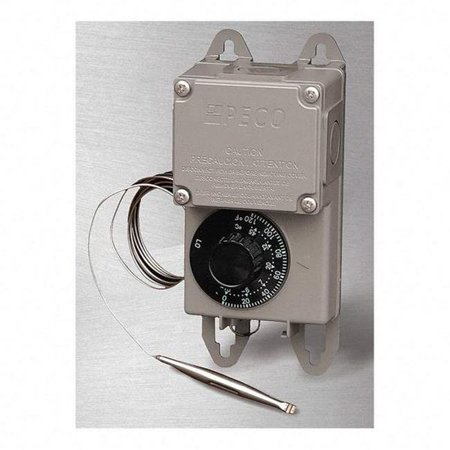 PECO TRF115-005 7.1 x 3.8 x 3.6 in. 4x Industrial Nema Thermostat - image 1 de 1