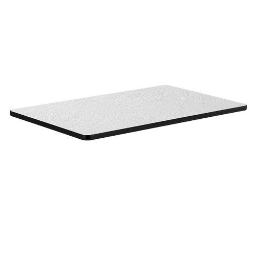 Virco 48'' Rectangular Caf  Top