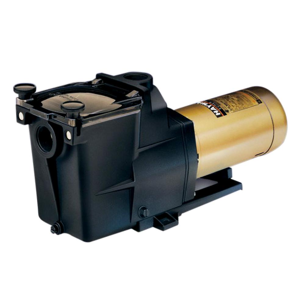 Hayward Super Pump(R) 1-HP Single-Speed In-Ground Pool Pump by Hayward