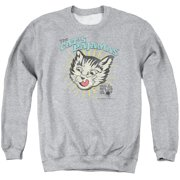 Puss N Boots Cats Pajamas Mens Crewneck Sweatshirt