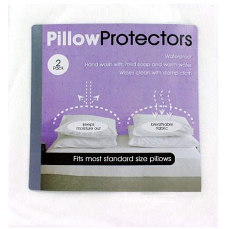 Pillow protectors, package of 2 Case 24