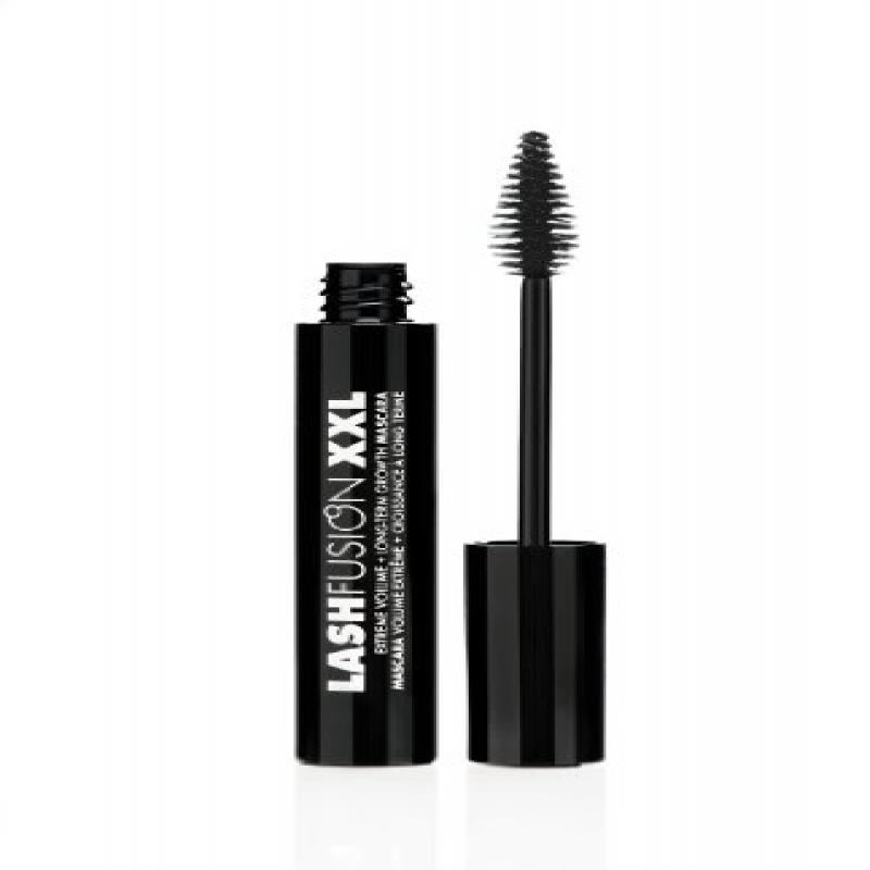 Fusion Beauty Lash Fusion XXL Extreme Volume and Long-Term Growth Mascara, Black, 0.39 Ounce - Walmart.com