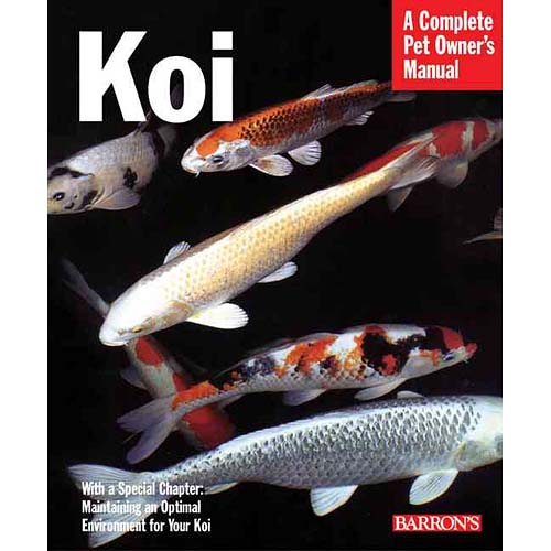 Koi: Everything About Care, Nutrition, Diseases, Pond Design And Maintenance, And Popular Aquatic Plants