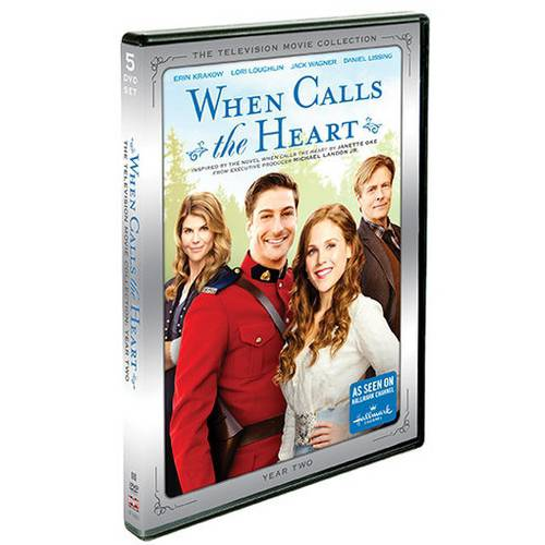 When Calls The Heart: The Television Movie Collection: Year 2