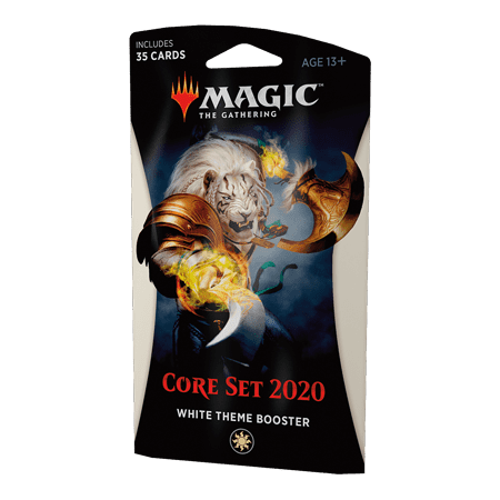 Magic: The Gathering Core Set 2020 Themed Booster Pack- 2 Pack-