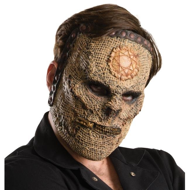 Morris Costumes RU68682 Slipknot Drums Mask