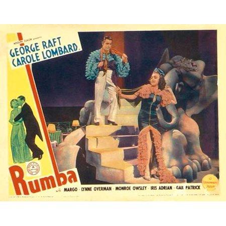 Rumba POSTER Movie F Mini Promo
