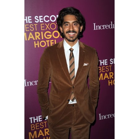 Dev Patel At Arrivals For The Second Best Exotic Marigold Hotel Premiere Ziegfeld Theatre New York Ny March 3 2015 Photo By Kristin CallahanEverett Collection