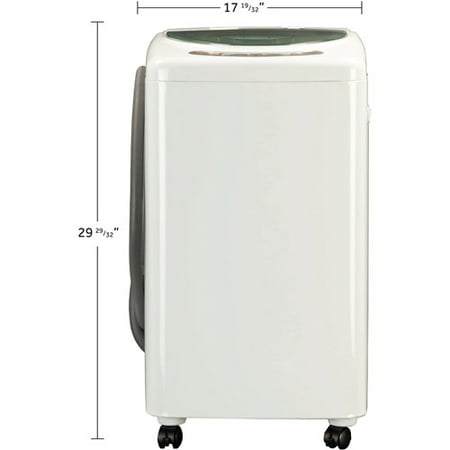 Haier Cubic Foot Portable Washing Machine Walmart Com