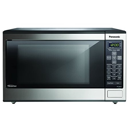 Panasonic Nn Sn643s Stainless 1200w 1 2 Cu Ft Countertop