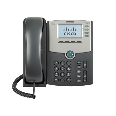 CISCO SYSTEMS 4-Line IP Phone with 2-Port Gigabit Ethernet Switch