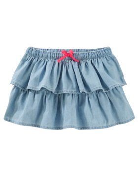 fa91dbd98 Toddler Girls Skirts   Scooters - Walmart.com
