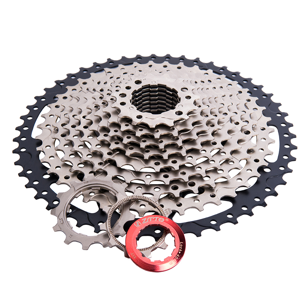 11 Speed 11s 11-50T Wide Ratio Mountain Bike Cassette Freewheel for m7000 m8000 m9000