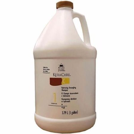 Avlon Keracare Hydrating Detangling (Sulfate-Free) Shampoo 1 GALLON Hydrating Detangling Shampoo