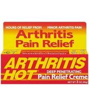 Best Arthritis Creams - Arthritis Hot Deep Penetrating Pain Relief Cream 3 Review