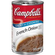 (4 pack) Campbell's Condensed French Onion Soup, 10.5 oz. Can