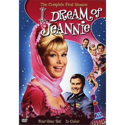 I Dream Of Jeannie: The Complete First Season (Colorized)  (Full Frame)