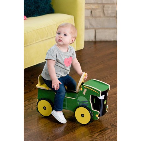 John Deere Junior Ride-On Tractor