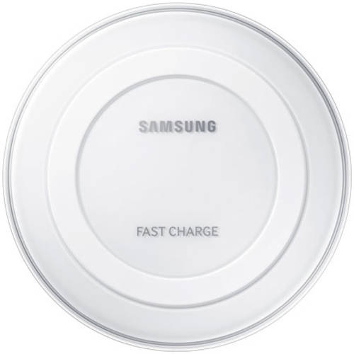 Accesorio Para El Celular Samsung Qi Certified Fast Charge Wireless Charging Pad with 2A Wall Charger -Supports wireless charging on Qi compatible smartphones including the Samsung Galaxy S8, S8+, Note 8, Apple iPhone 8, and 8 Plus (US Version With Warran