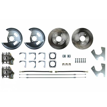 Right Stuff AFXRD05 Rear Disc Brake Conversion Kit