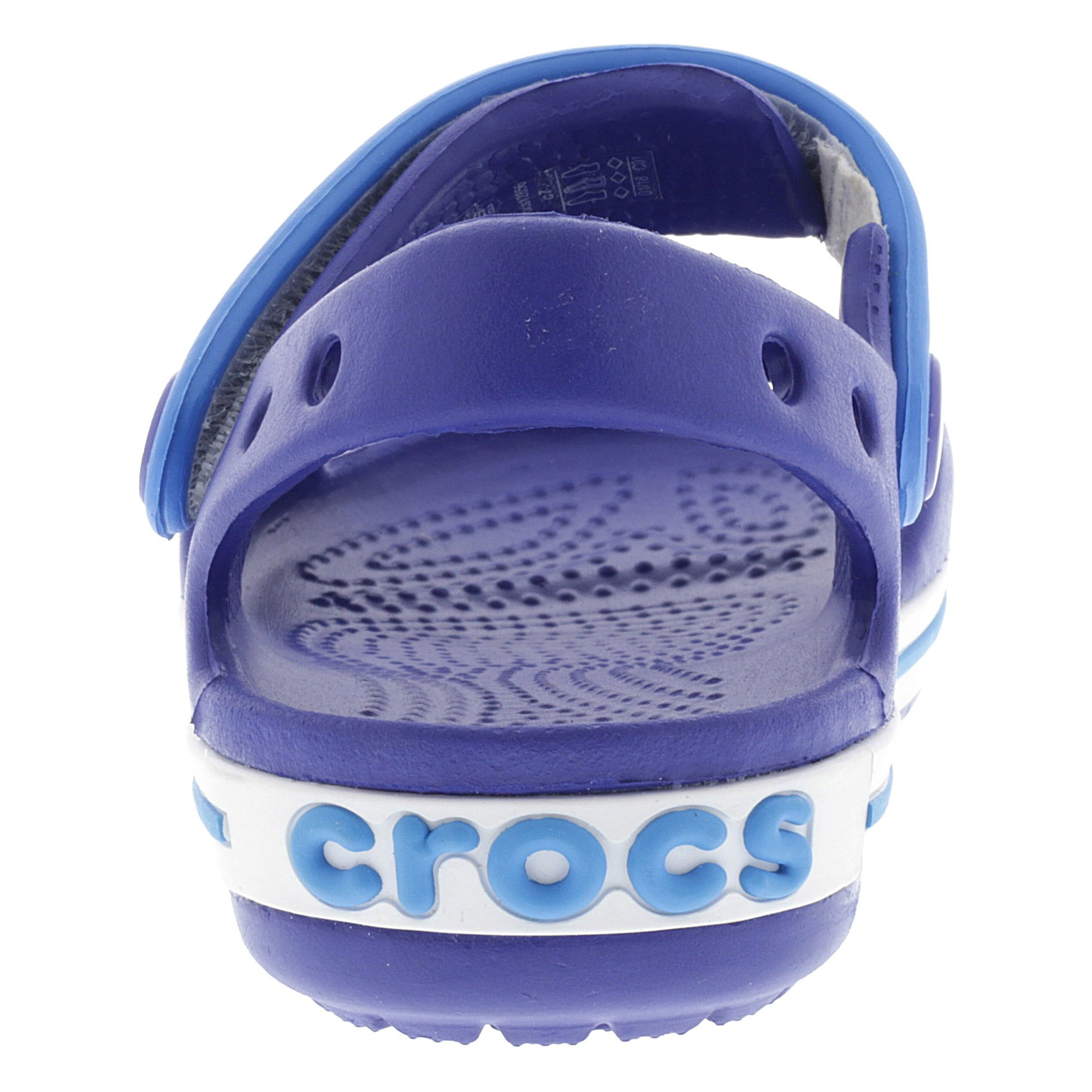 b9c29ae5d Crocs Kids Crocband Sandal Navy   Red Ankle-High - 4M