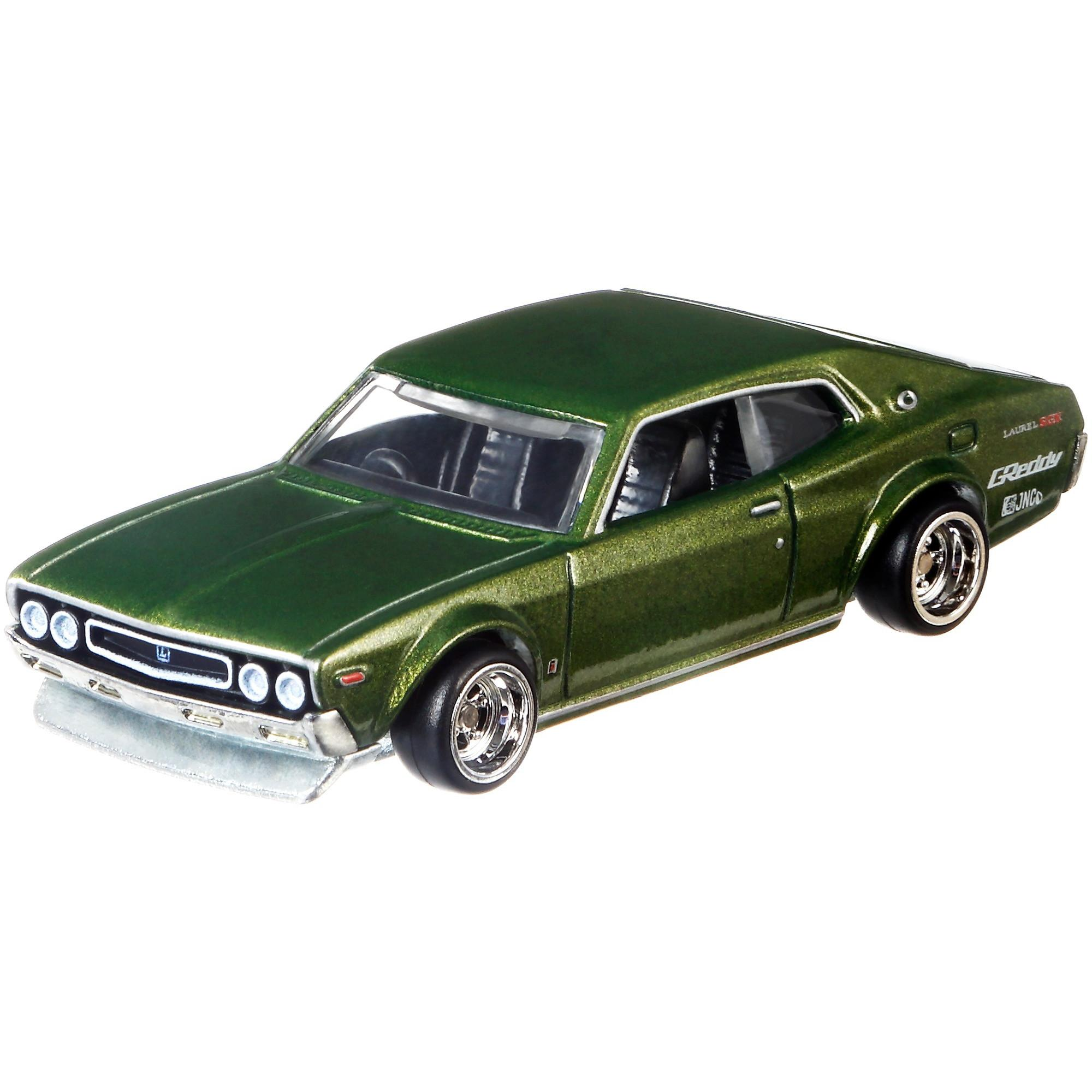 Hot Wheels Car Culture 1:64 Scale Vehicle (Styles May Vary)