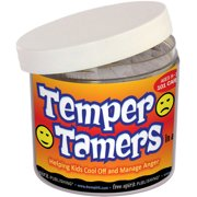 Temper Tamers In a Jar® : Helping Kids Cool Off and Manage Anger