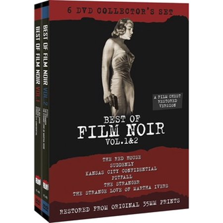 Best of Film Noir: Volumes 1 & 2 (DVD)